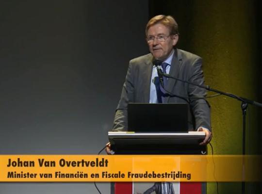 Video: Eén jaar verandering: Johan Van Overtveldt geeft een tussenstand