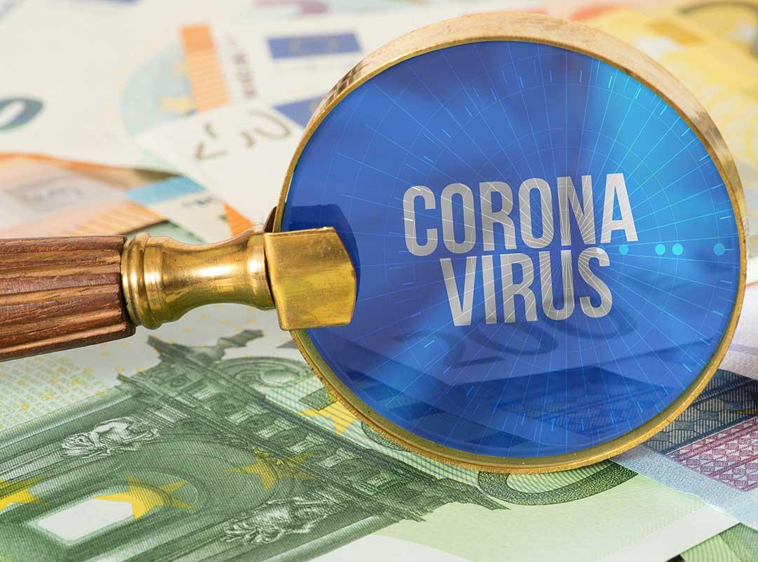 corona loep economie
